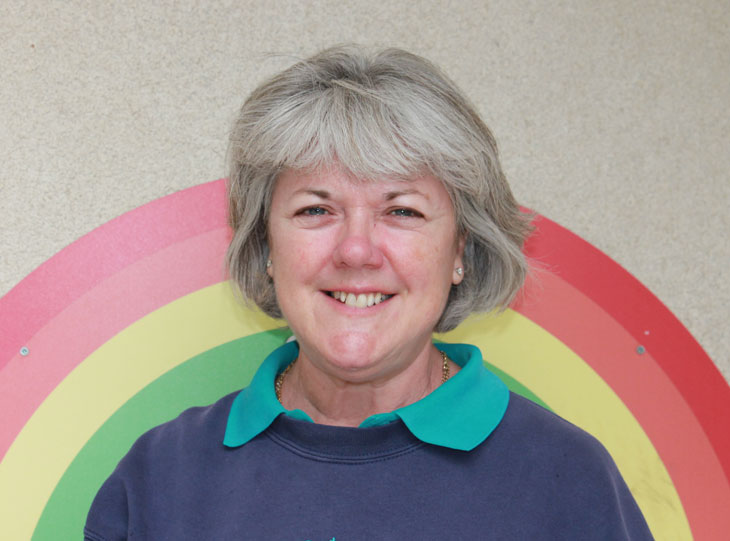 Pepperpot member of staff - SUE COSTELLO